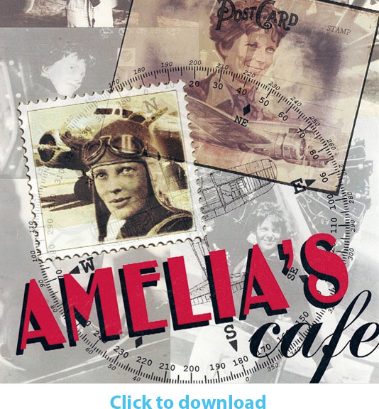 Amelia's Cafe Menu